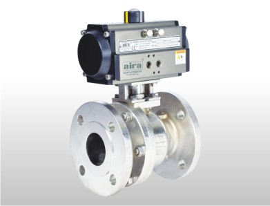 2 Piece Design VGO Ball Valve Manufacturer in India