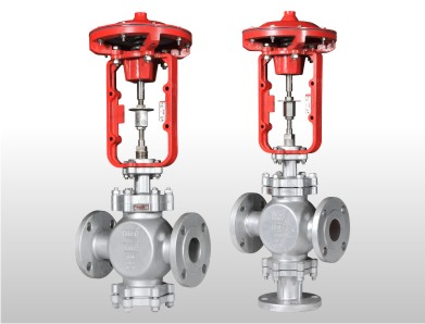 Diaphragm Low Temperature Control Valve