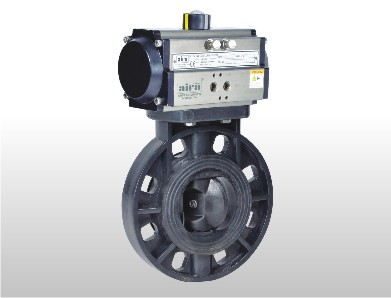 UPVC Butterfly Valve in India