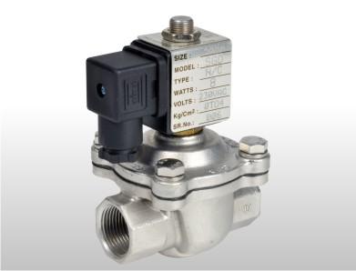 2/2 Way Semi Lift Diaphragm Solenoid Valve | aira Euro