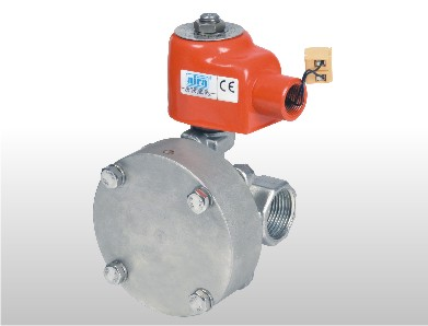 Piston Type High Pressure Solenoid Valve