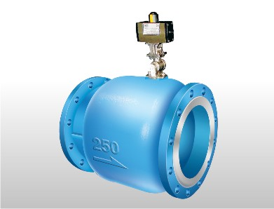 Pneumatic Actuator Drum Valve
