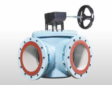 3 Way & 4 Way Ball Valve Manufacturer