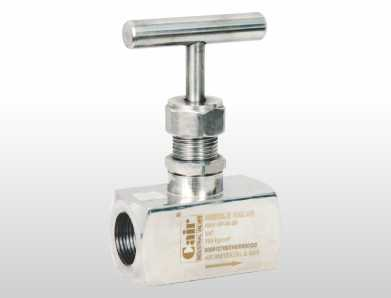 High Pressure Needle Valve Manufacturer