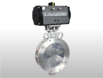 high performance butterfly valve, spherical disc valve