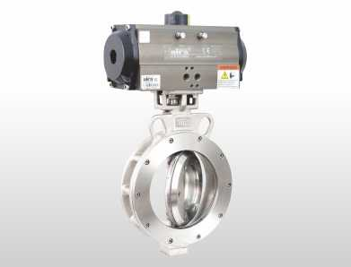 Triple Off Set Butterlfy Valve Manufacturer