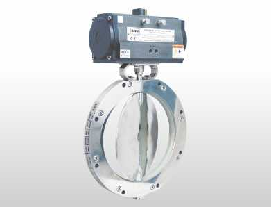 Pneumatic Pharma Butterfly Valve Manufacturer