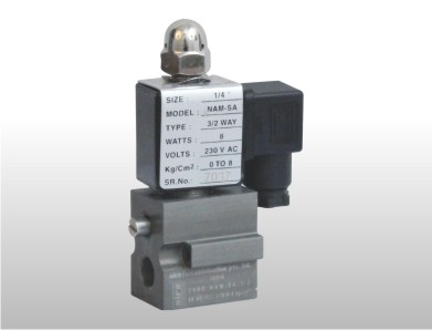 namur direct acting solenoid valve