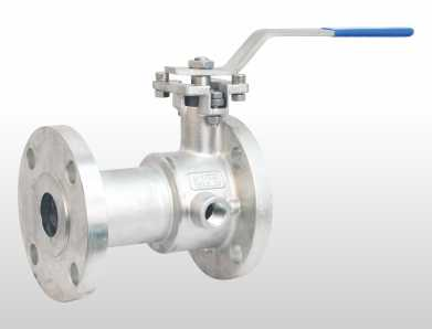 Hand Lever Jacketed Ball Valve Manufacturer