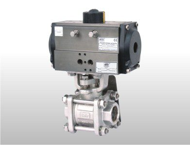 3 Piece High Pressure Ball Valve Manufacturer