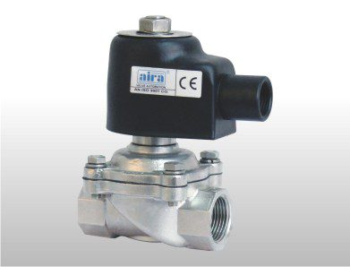 2/2 way semi lift diaphragm valve