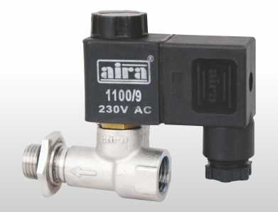 3/2 Midget type Direct Acting Solenoid Valve manufacturer