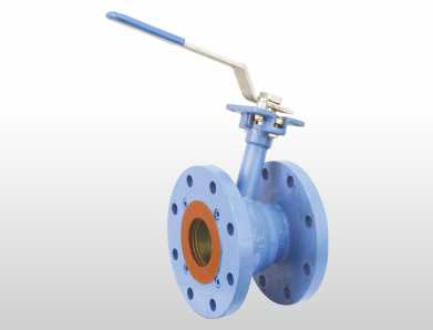 2 way Flush Bottom Reduce Bore Ball Valve